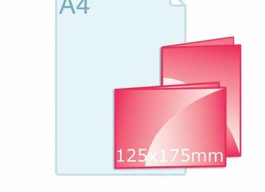 Folders 125 x 175 mm