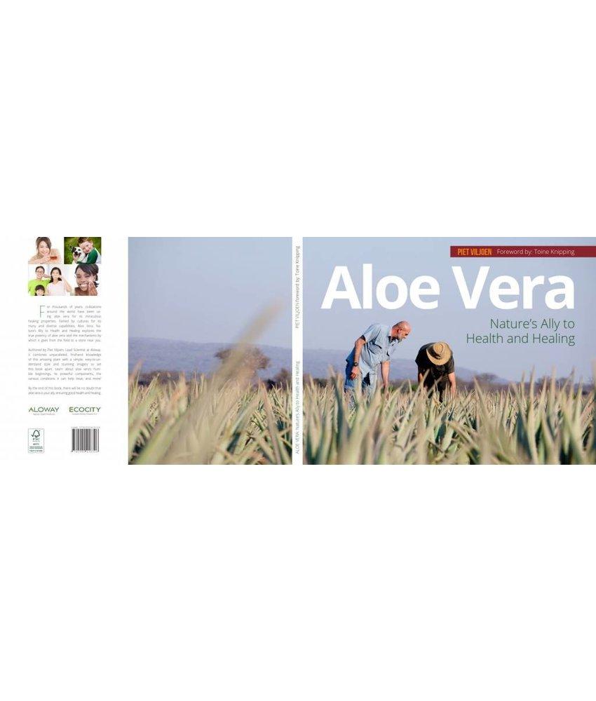 Aloë Vera Boek door Piet Viljoen