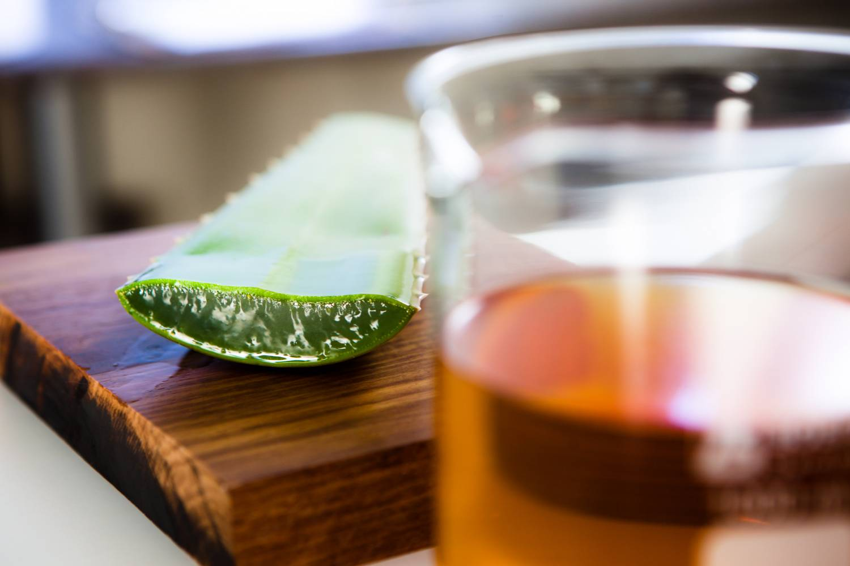 Pure Aloe Vera Health Juice