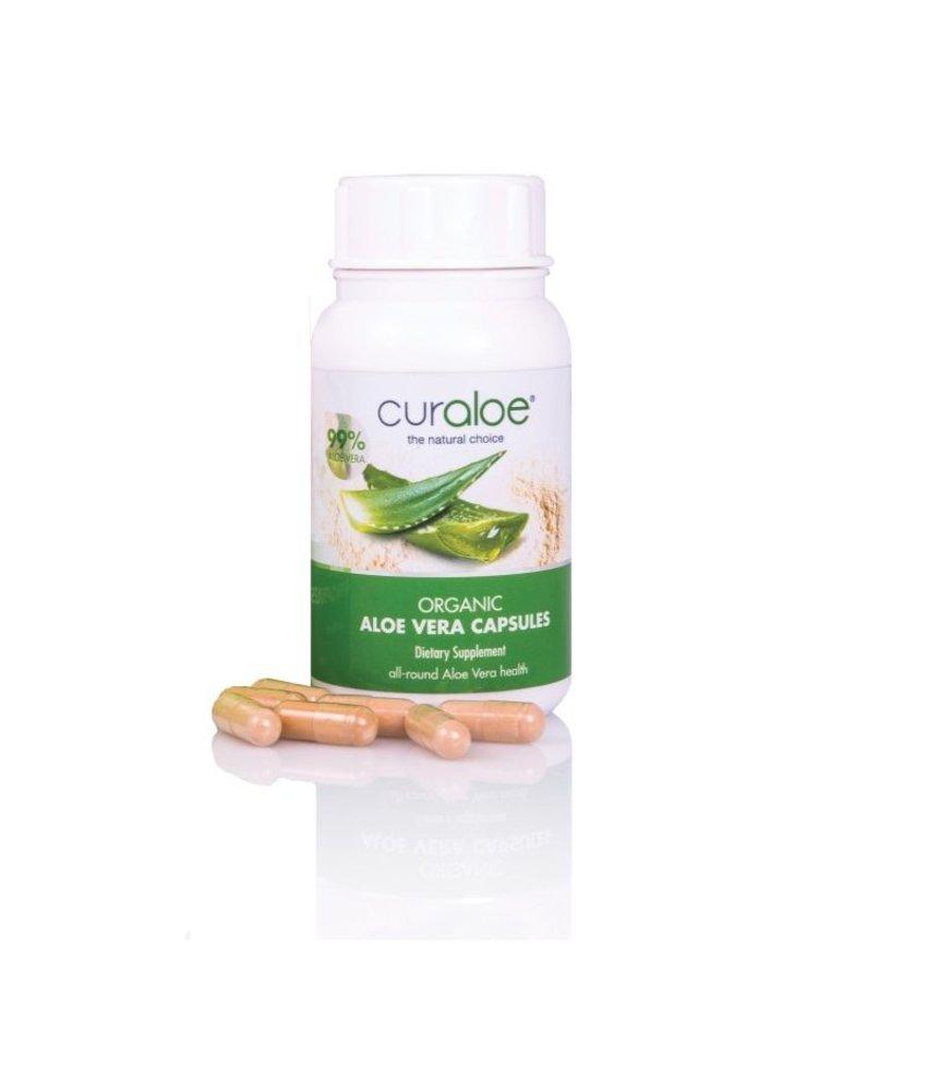Health line - Organic Aloe Vera Capsules