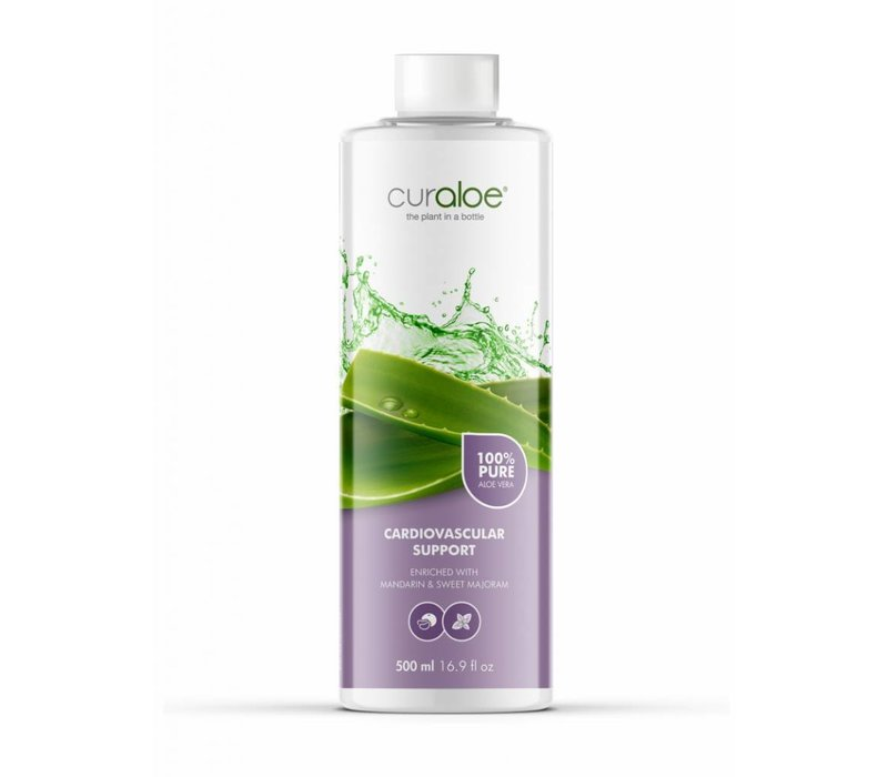 Cardiovascular support Aloe Vera Health Juice - Starterpack