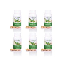 Health line - Organic Aloe Vera Capsules - 6 months - 3pack