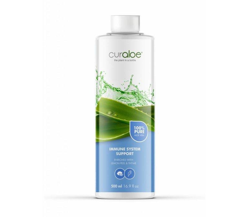 Immune System Support Aloe Vera Health Juice - 3 maanden pakket