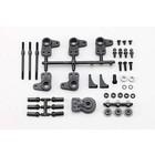 Yokomo F1 flat servo conversion kit