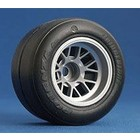 Ride Rear F-1 Rubber tire preglued F104 26023