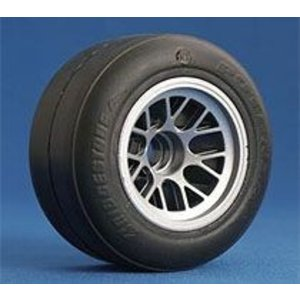 Ride Front F1 Rubber tire preglued F104 26022