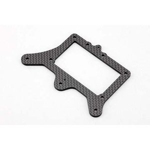 Yokomo lower brace (graphite podplate) YF-04