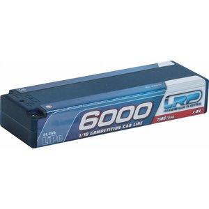 LRP LiPo 6000 - 110C/55C voorlopig NIET LEVERBAAR