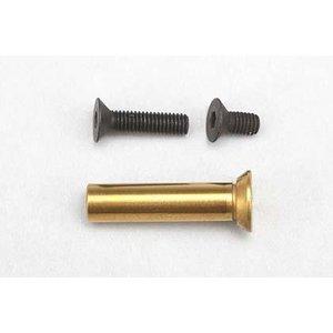 Yokomo Titanium coat main gear shaft for 2014/15  B7-644T14