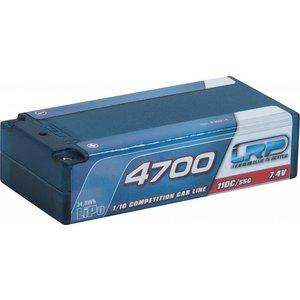 LRP LiPo Short 4500 110C/55C 7.4V