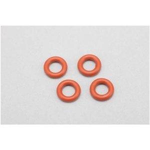 Yokomo O ring silicone for gear diff (4pcs)