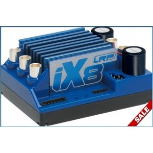 LRP iX8 Brushless Speed-Control
