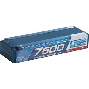 LRP LRP Lipo 7500 110C/55C