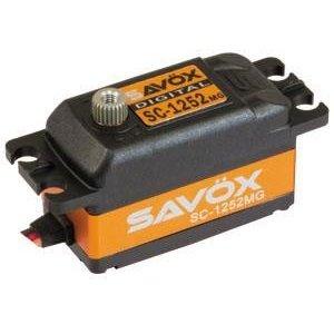 Savöx Savöx servo SC-1252MG low profile