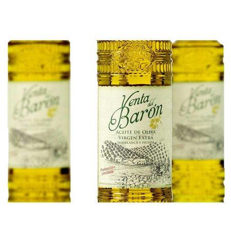 Beste olijfolie ter wereld Venta del Baron extra vierge
