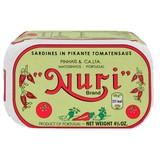 Sardines in pikante tomatensaus