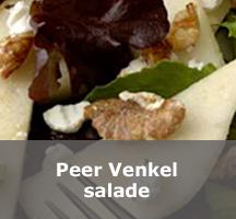 Peer Venkel salade