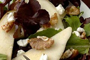 Peer en venkel salade