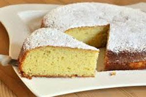 Olijfolie cake