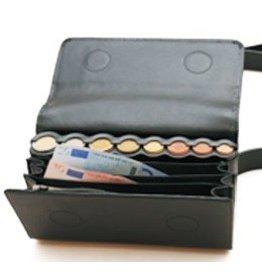 NIbano portefeuille serveur avec fermeture magnétique