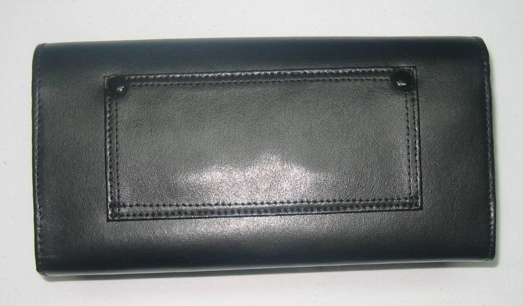 NIbano horeca portefeuille magnetische sluiting