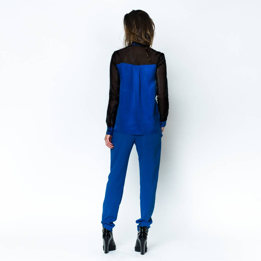 This is Lily Freedom Fighter - Jogger Blue