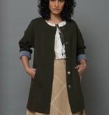 a-line skirt square
