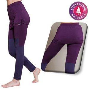 Yogamasti Yoga Legging Rok Paars