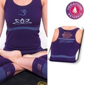 Yogamasti Yoga Top Lotus Paars