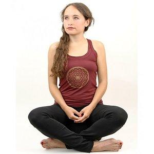 Yoga Top Yantra Rood