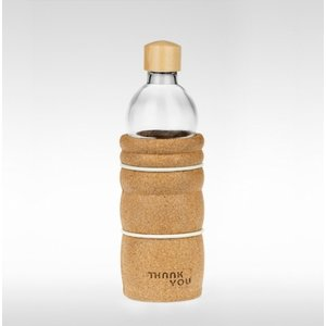 "Nature's Design Eco Drinkfles ""Thank You"", 700ml"