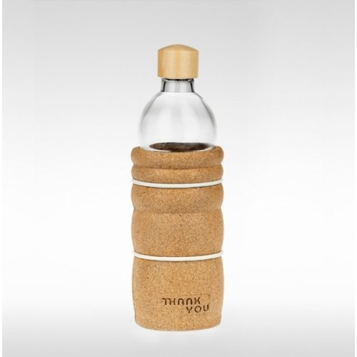 """Nature's Design Eco Drinkfles """"Thank You"""""""