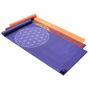 YOGISTAR Yoga Mat Flower of Life