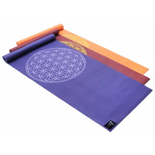 YOGISTAR Yoga Mat Flower of Life