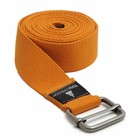 YOGISTAR Yoga Riem D-Ring Oranje Metaal