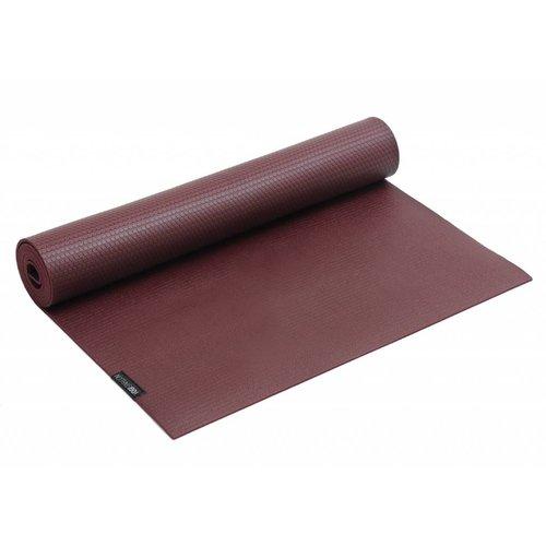YOGISTAR Yoga Mat Stira Light Bordeaux