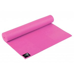 YOGISTAR Yoga Mat Basic Pink