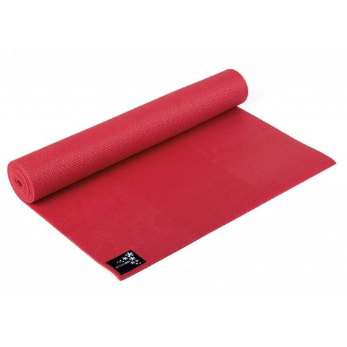 YOGISTAR Yoga Mat Basic Rood