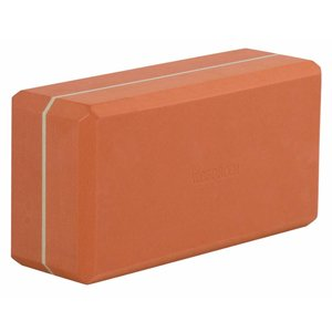 YOGISTAR Yoga Blok Basic Terracotta