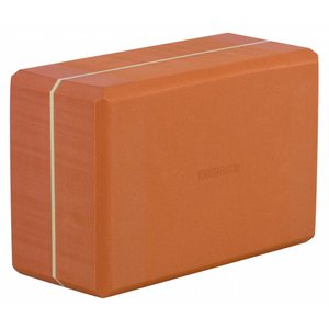 YOGISTAR Yoga Blok Basic Super Size Terracotta