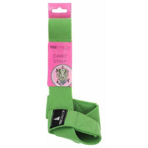 YOGISTAR Carry Strap Kiwi