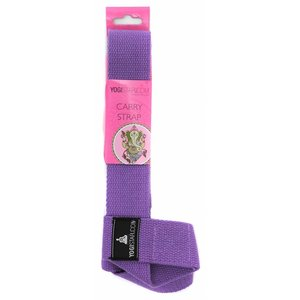 YOGISTAR Carry Strap Violett