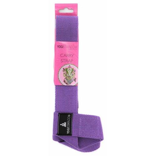 YOGISTAR Carry Strap Violett