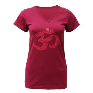 "YOGISTAR Yogi-T-Shirt ""OM"""