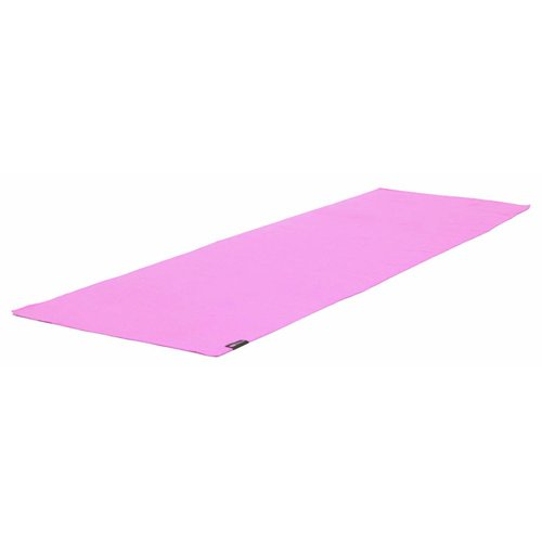 YOGISTAR Yoga Handdoek DeLuxe Roze