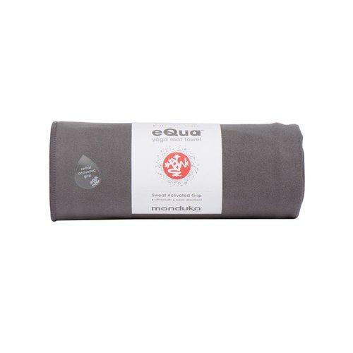Manduka Yoga Handdoek eQua® Thunder