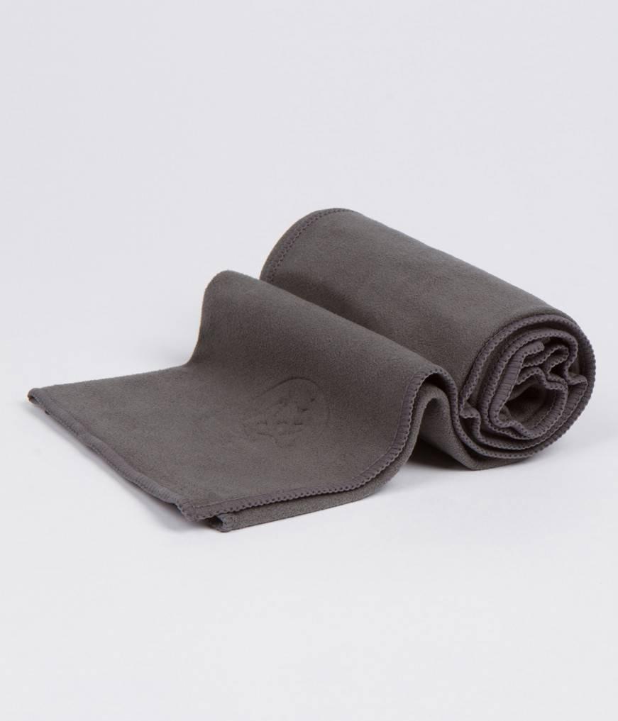 Manduka Yoga Hand Towel EQua® Thunder