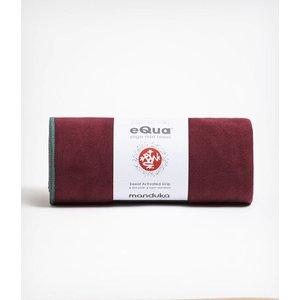 Manduka Yoga Handdoek eQua® Port