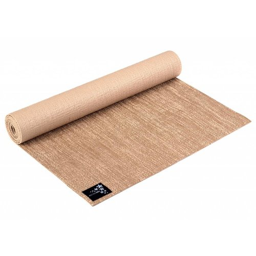 YOGISTAR Yoga Mat Jute