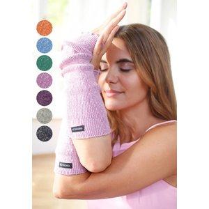 YOGISTAR Yoga Polswarmers Wol One Size